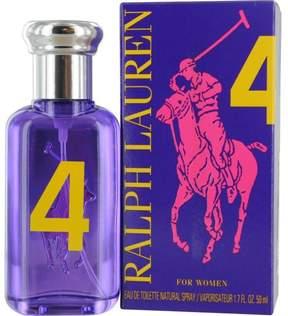 Ralph Lauren Polo Big Pony 4 by Eau de Toilette Spray for Women 1.7 oz.