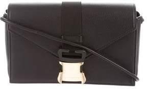 Christopher Kane Safety Buckle Shoulder Bag
