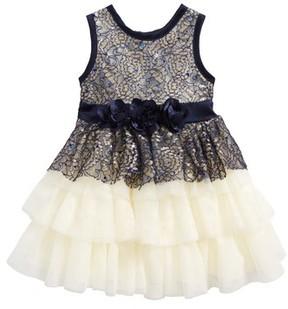 Nanette Lepore Infant Girl's Lace & Tulle Dress
