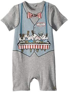Stella McCartney Kit Ice Cream Print All-In-One Onesie Boy's Jumpsuit & Rompers One Piece