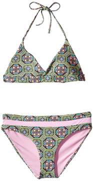 O Evelyn Bralette Set (Big Kids)