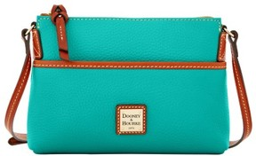 Dooney & Bourke Pebble Grain Ginger Pouchette Shoulder Bag - SPEARMINT - STYLE