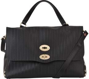 Zanellato Black Blandine Postina Bag