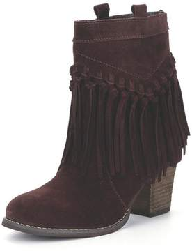 Sbicca Sound Suede Booties
