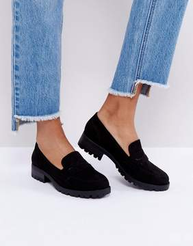 London Rebel Cleat Sole Loafer