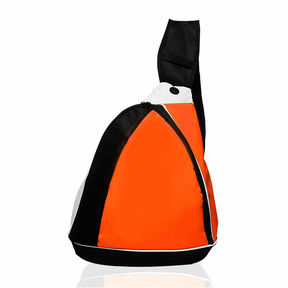 NATICO Natico Two Tone Side Sling Backpack