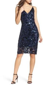 Eliza J Women's Sequin Slipdress