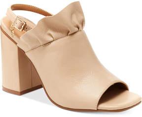Nanette Lepore Nanette by Madeline Block-Heel Sandals Women's Shoes