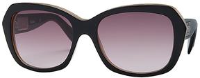 Safilo USA Max Mara Hawaii II Modified Oval Sunglasses