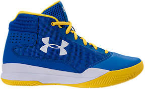 Under Armour Boys' Grade School Jet 2017 Basketball Shoes