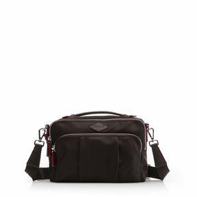 MZ Wallace Black Moto Roxy Camera Bag