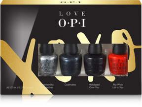 Love opi xoxo 4 piece mini set giveaway popsugar beauty for 111 sutter street 22nd floor san francisco ca 94104