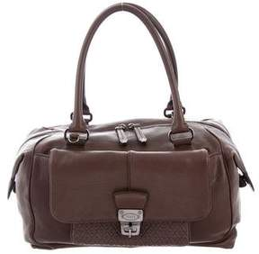 Tod's Soft Leather Satchel