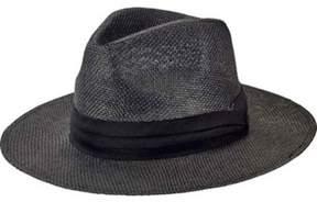 San Diego Hat Company Men's Woven 3 Brim Paper Fedora Pbf7308.