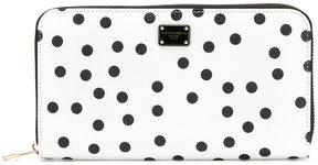 Dolce & Gabbana polka dot purse - WHITE - STYLE