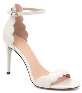 Rachel Zoe Ava Leather Stiletto Sandal
