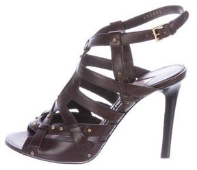 Tom Ford Studded Cage Sandals