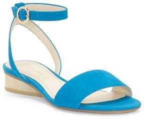 Enzo Angiolini Enzo Angolini Polliana Nubuck Ankle Strap Block Heel Dress Sandals