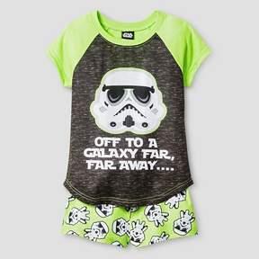 Star Wars Girls' Pajama Set - Green