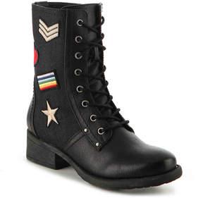 Mia Nate Combat Boot - Women's