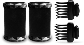 T3 Voluminous Hot Rollers 1.50 & Clips