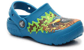 Crocs Boys FunLab Monster Truck Toddler & Youth Clog