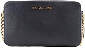 Michael Kors Jet Set Travel Medium Shoulder Bag - BLUE - STYLE