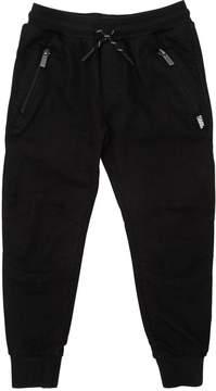 Karl Lagerfeld Cotton Blend Sweatpants