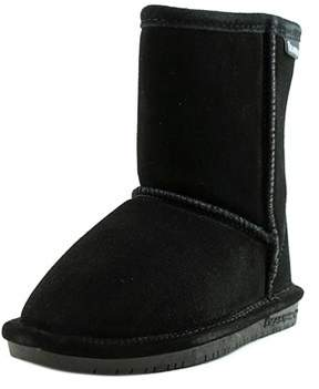 BearPaw Emma Toddler Round Toe Suede Snow Boot.