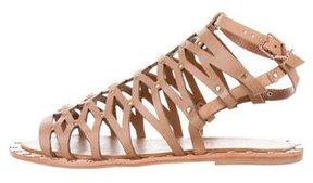 Ivy Kirzhner Embellished Cage Sandals w/ Tags