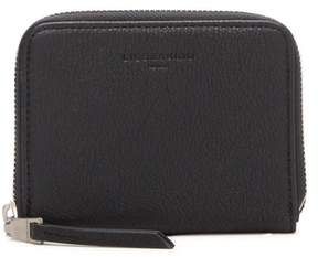 Liebeskind Berlin Coca Milled Leather Zip-Around Leather Wallet