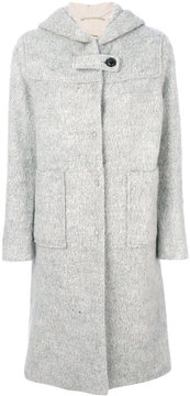 Bellerose hooded duffle coat