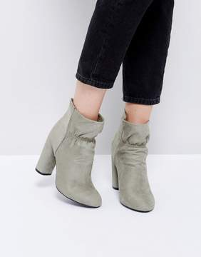 Public Desire Suzanna Heeled Ankle Boots