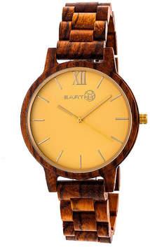 Earth Wood Pike Unisex Green Bracelet Watch-Ethew5204