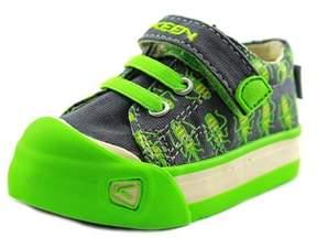 Keen Coronado Print Round Toe Canvas Sneakers.