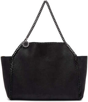 Stella McCartney Reversible Black Small Falabella Tote