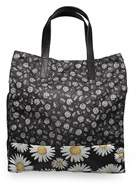Marc Jacobs Women¿s Polyester ¿byot Daisy Flower¿ Tote Bag Black. - BLACK - STYLE