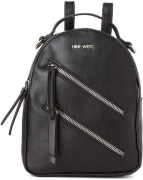 Nine West Black Zalika Mini Convertible Backpack