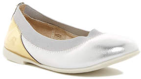 Naturino Two-Tone Stretch Ballet Flat (Toddler, Little Kid, & Big Kid)