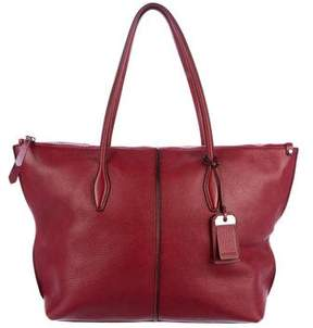 Tod's Large Joy Zip Tote