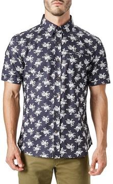 7 Diamonds Men's Nature'S Way Short Sleeve Shirt