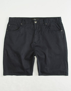 Rusty Illusionist Mens Shorts