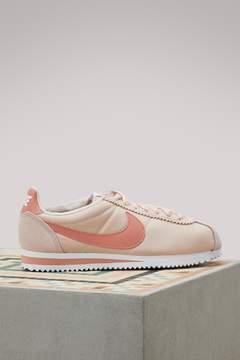 Nike Classic Cortez nylon sneakers