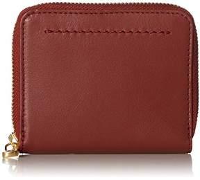 Cole Haan Zoe Small Zip Around Leather Wallet