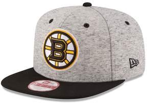 New Era Adult Boston Bruins Rogue 9FIFTY Snapback Cap