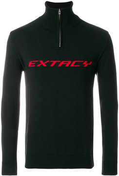 Misbhv Extacy half-zip top