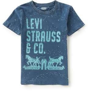 Levi's Big Boys 8-20 Bodhi Short-Sleeve Tie-Dye Tee