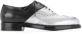 Pierre Hardy contrast panel brogues