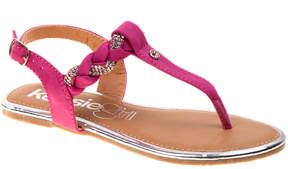 KensieGirl Open Toe Sandal