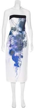 Dion Lee Printed Midi Dress